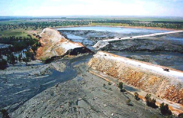 Principia investigó el fallo de la balsa de estériles de la mina de Aznalcóllar