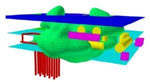 Principia ha dado apoyo en el diseño de barreras de contención de vehículos
