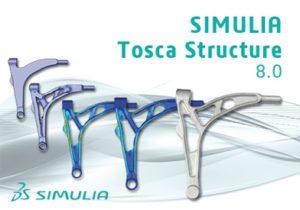 Tosca es el programa CAE de optimización de SIMULIA