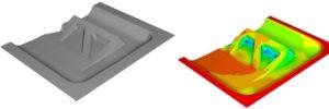 Principia realiza simulaciones de conformado superplástico de piezas