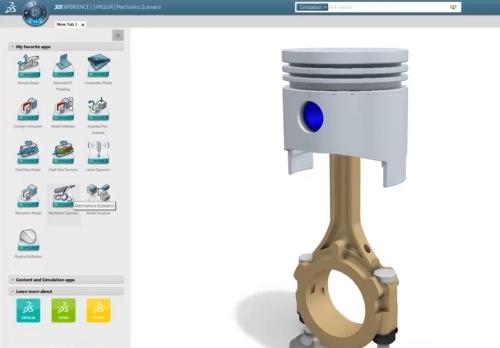 Principia es distribuidor oficial del programa 3DEXPERIENCE de SIMULIA