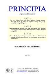 Dossier con toda la información de Principia