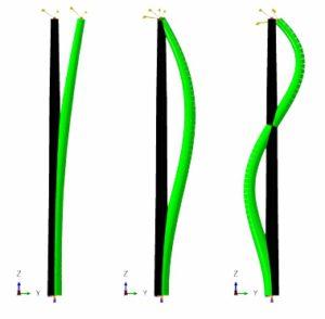 Principia ha estudiado los efectos de la fuerza dinámica en los arogeneradores.