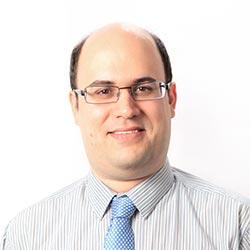 Luis Lacoma, doctor en Ingeniería Industrial