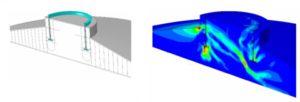 Principales fallos estructurales de los aerogeneradorers con el paso del tiempo