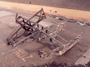 Principia investigó el incendio de una torre de media tensión a través de simulaciones numéricas