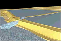 Principia investigó las causas del fallo de la balsa de estériles de la mina de Aznalcóllar