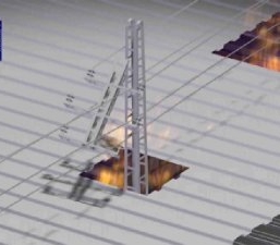 Principia investigó la secuencia del incendio de la torre para determinar las causas