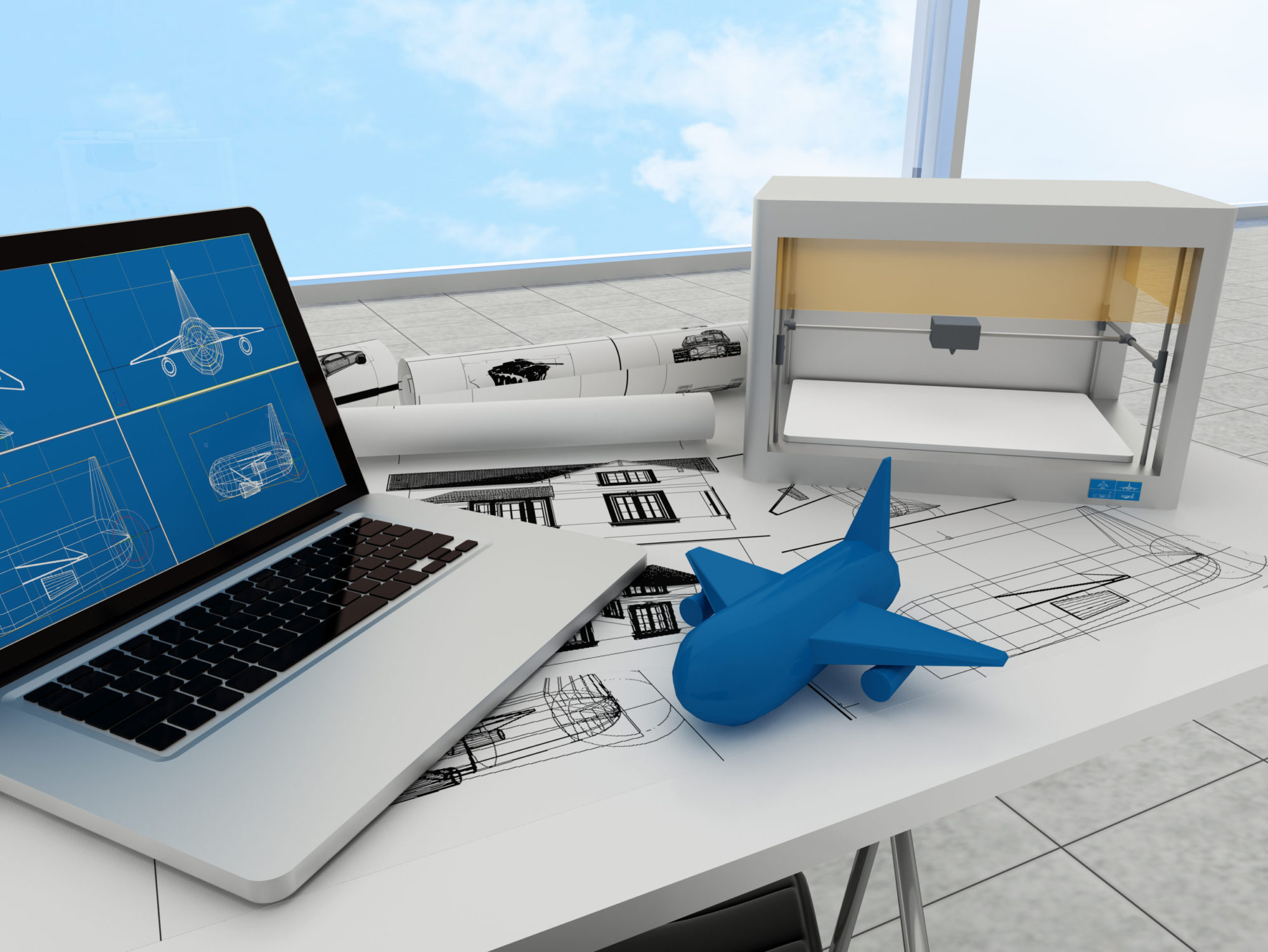 Simulia 3d printing Principia ingenieros