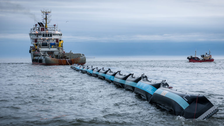 Dinámica de fluidos computacional y proyecto Ocean Cleanup