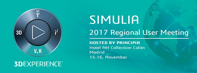 Simulia RUM 2017