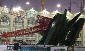 Investigación de la caída de la grúa en La Meca