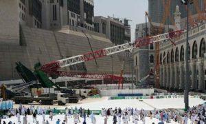 Investigando la caída de la grúa en La Meca