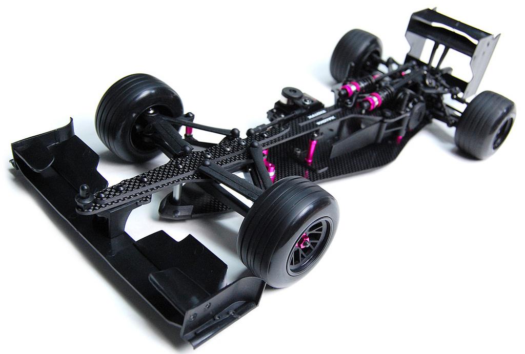 De la Fórmula 1 a la carretera
