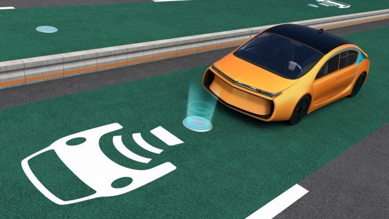 Carga inalámbrica de vehículos eléctricos