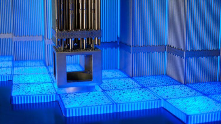 El combustible nuclear gastado y la simulación