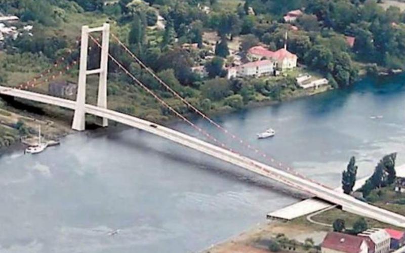PRINCIPIA Proyectos - Cimentación del puente de Valdivia
