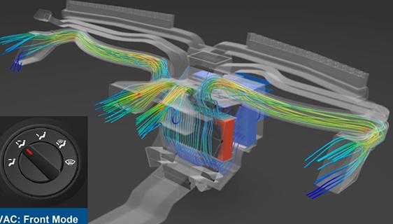 PRINCIPIA SIMULIA 3DEXPERIENCE Fluid Dynamics