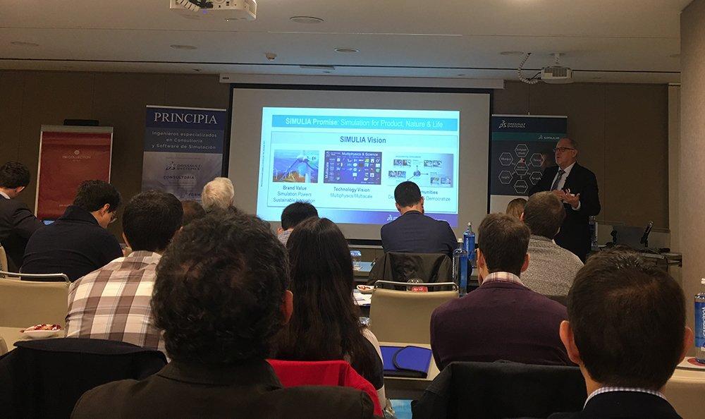RUM 2017: El software de simluación potencia la innovación