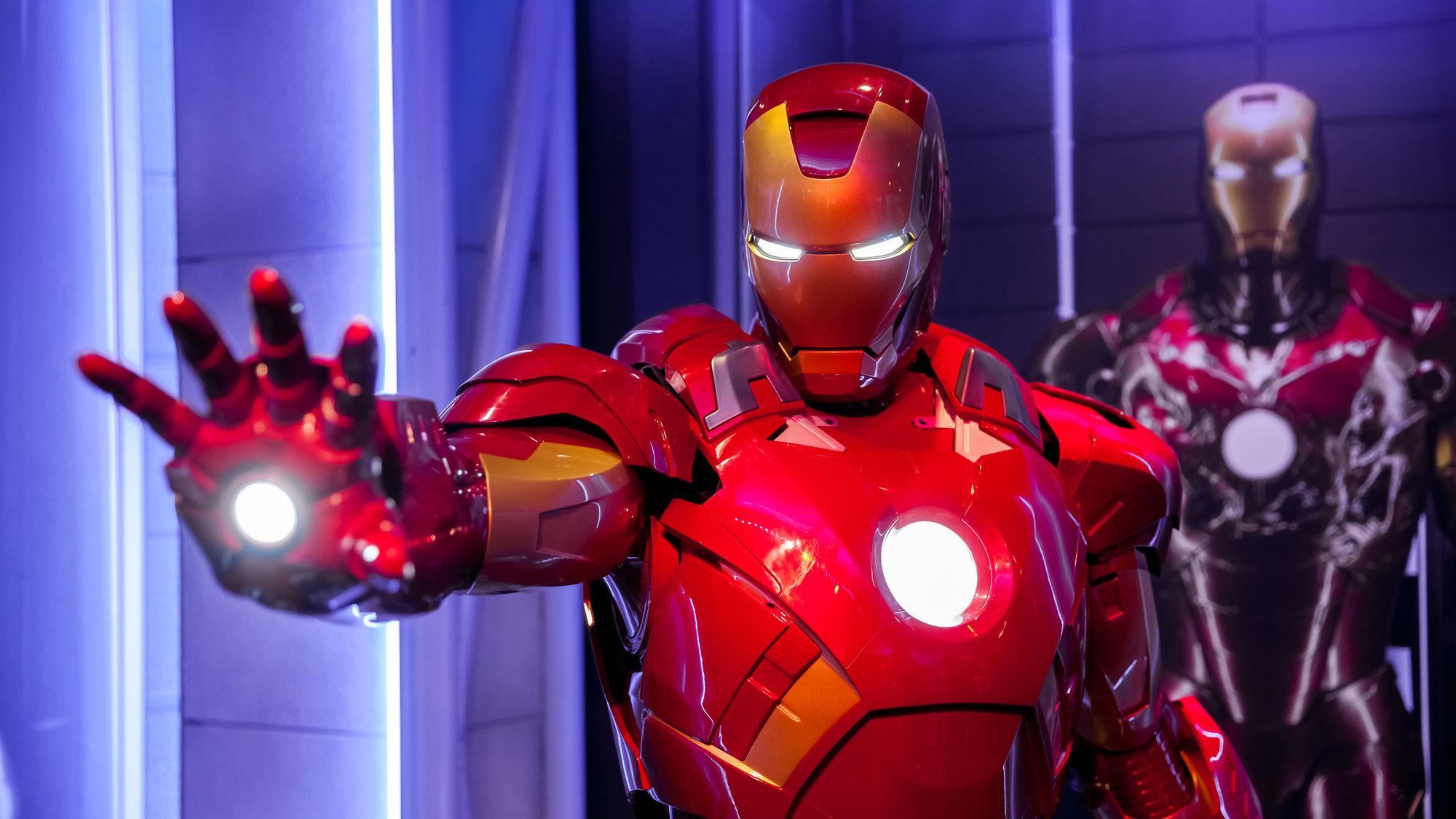 3DEXPERIENCE y el gemelo digital de Tony Stark