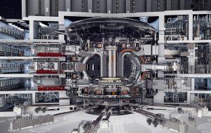 Energía de fusión - ITER