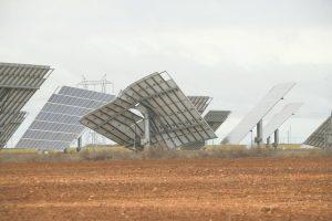 Energía fotovoltaica: inestabilidad en torsión
