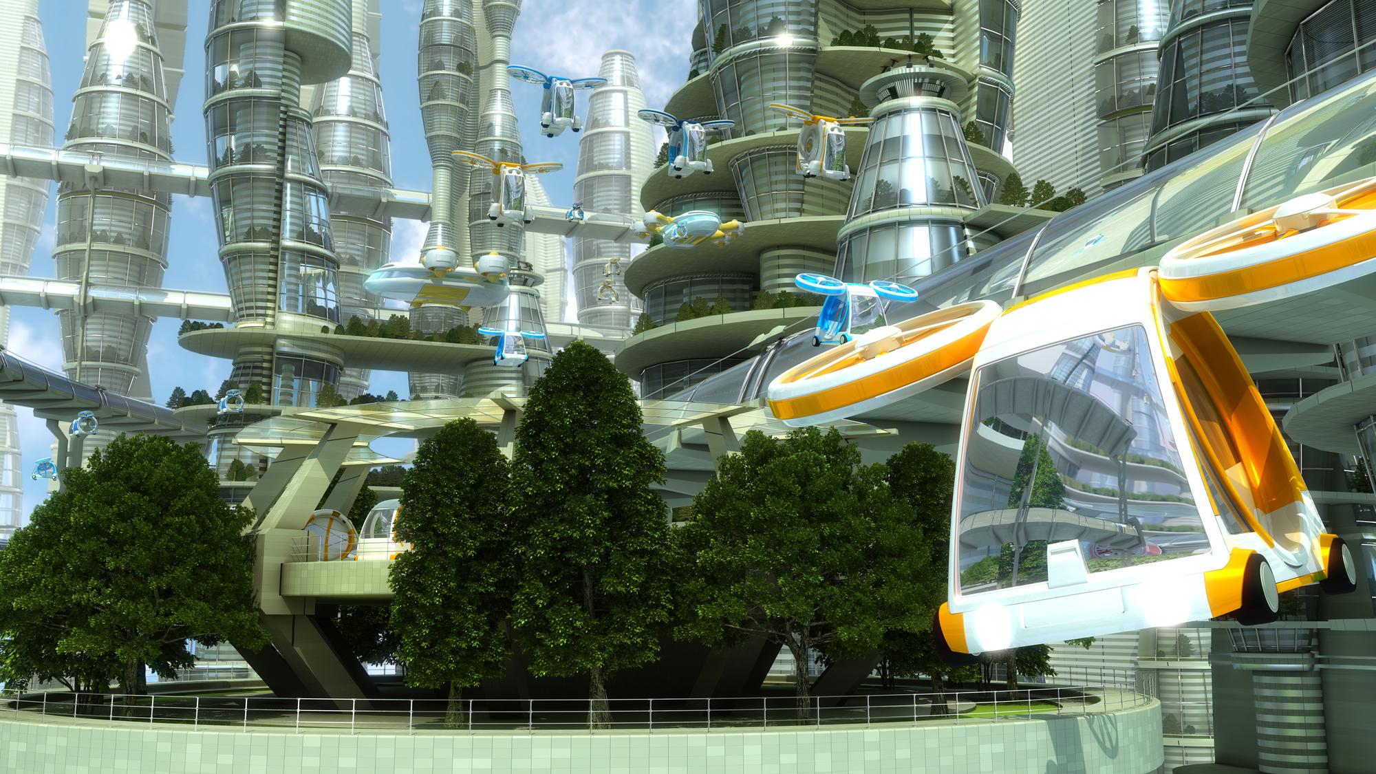 eVTOL: la movilidad urbana del futuro