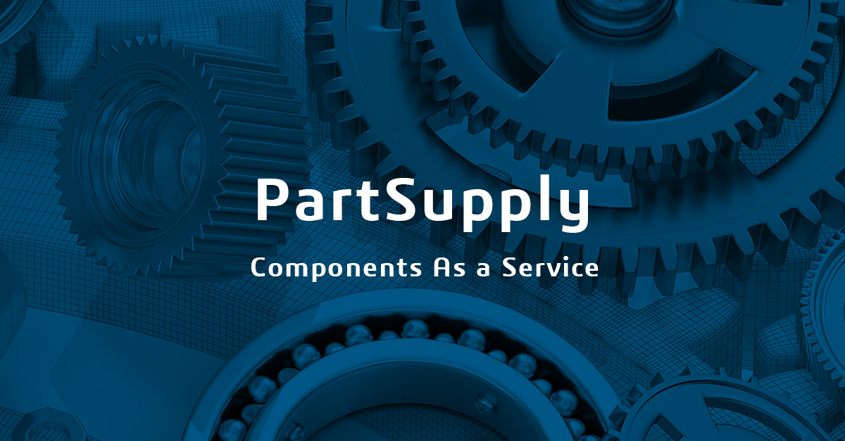 PartSupply Components As a Service