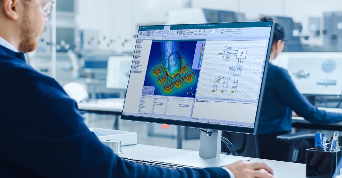 Simulación electromagnética y etiquetas RFID